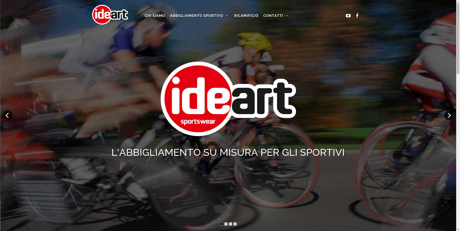 Sito Drupal, SEO e responsive - azienda Forlì