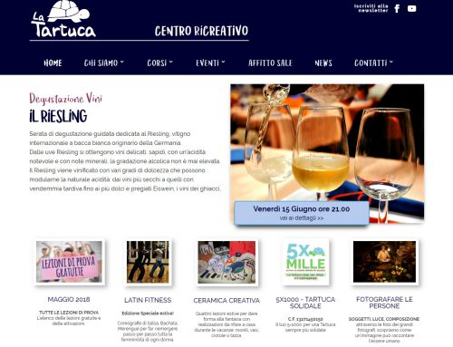 La Tartuca: Centro RiCreativo