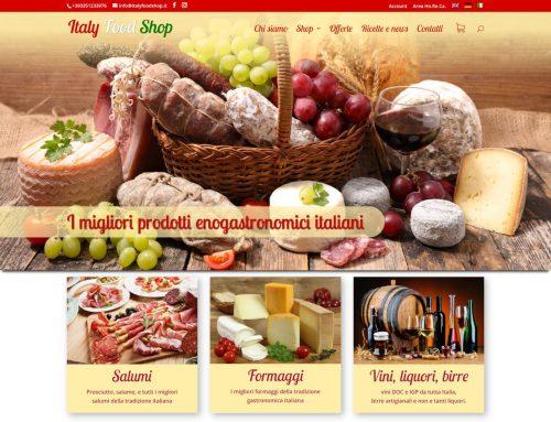 Italy Food Shop